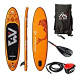 Aqua Marina Fusion 2019 SUP Board Inflatable Stand Up Paddle Surfboard Paddel