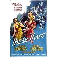These Three Movie Poster Masterprint (60.96 x 91.44 cm)