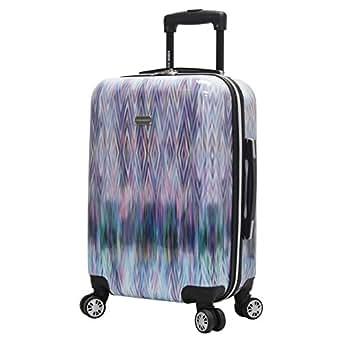 "Steve Madden Hard Case Carry on 20"""" Spinner Luggage"