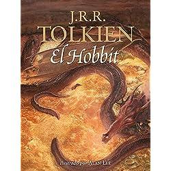 El Hobbit ilustrado: Ilustrado por Alan Lee: 1 (Biblioteca J. R. R. Tolkien)