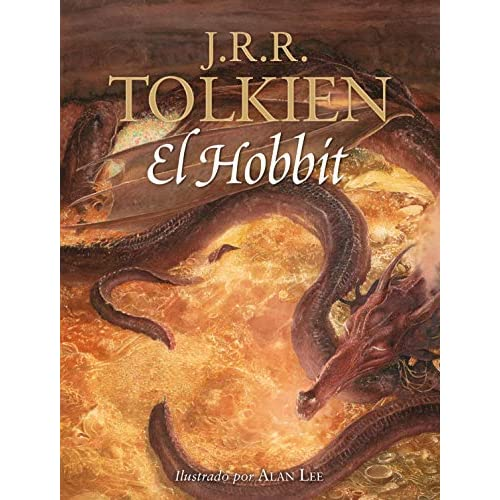 El Hobbit: Ilustrado por Alan Lee (Biblioteca J. R. R. Tolkien) 1