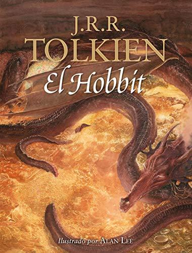 El Hobbit ilustrado: Ilustrado por Alan Lee (Biblioteca J. R. R. Tolkien)
