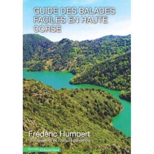 Guide des Balades faciles en haute corse