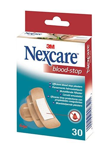 Nexcare N1730AS Blood Stop Pflaster 30 Stück