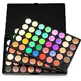 120 Farben Lidschatten Makeup Palette - Augenschatten Pulver Professional Make Up Kosmetik - Satte Farben Eyeshadow Palette Kit #5