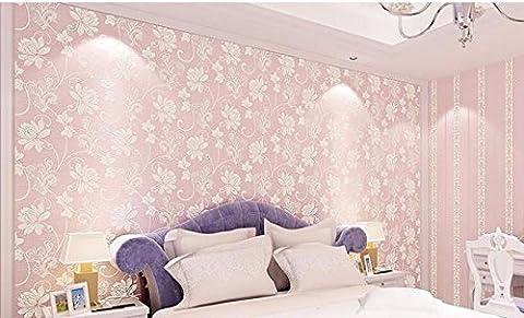 KHSKX-Eco - Friendly Hergestellten Tapeten, Modernen Minimalistischen, 3D - Relief, Wohnzimmer, Schlafzimmer, Fernseher, Mauer, Tapeten, 10 * 0.53M,G