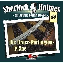 Sherlock Holmes 44: Die Bruce-Partington-Pläne