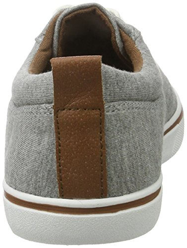 Lico Unisex-Erwachsene Laredo Sneaker Grau (Grau)