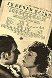 Zu neuen Ufern - Zarah Leander, Willy Birgel ... - 30 / 40 er Jahre - Film - Poster - 20 x 30 cm (Reproduktion eines alten Filmplakats)