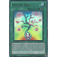 Yu-Gi-Oh! - Crystal Tree (LCGX-EN170) - Legendary Collection 2 - Unlimited Edition - Ultra Rare by Yu-Gi-Oh!