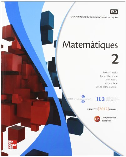 Matematiques 2 Eso - Ed.12 - por Jordi Besora Torredeflot