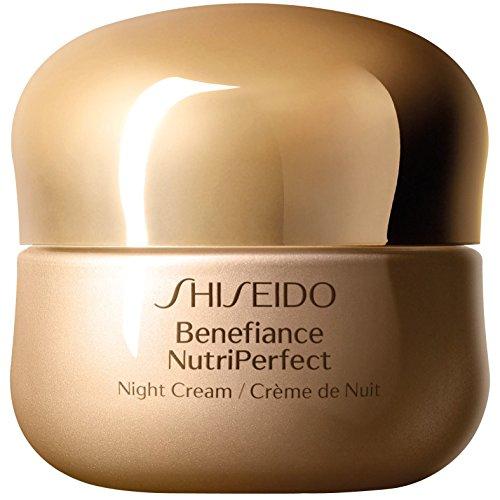 Shiseido Benefiance Nutriperfect Nachtcreme 50Ml - Packung Mit 6