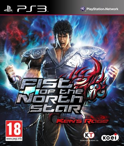 Fist of the North Star: Ken's Rage (Sony PS3) [Import UK] [PlayStation 3]