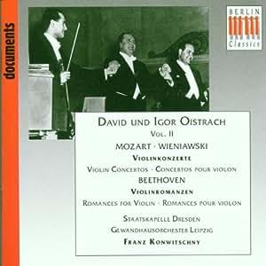 Vol 2 / Violinkonzerte / KV 219 u.a.