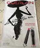 GUERLAIN - La Petite Robe Noire - 120x175cm - AFFICHE / POSTER