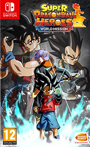Super Dragon Ball Heroes World Mission - Hero Edition Nintendo Switch