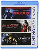 Daredevil / Elektra / League of Extraordinary [USA] [Blu-ray]
