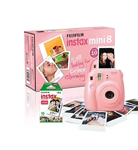 instax-mini-8-camera-with-10-shots-pink