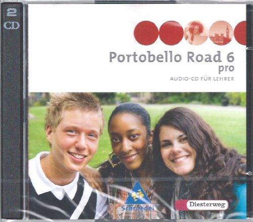 Portobello Road 6 pro - Audio-Cd für Lehrer (Hauptschule)