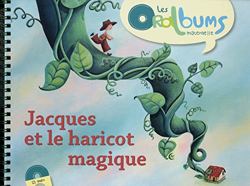 Jacques et le haricot magique (+ CD audio)
