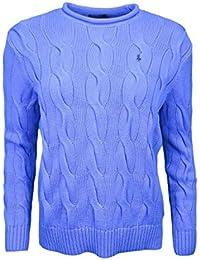 29b717e3cd3d Amazon.fr   Ralph Lauren - Pulls   Pulls, Gilets   Sweat-shirts ...