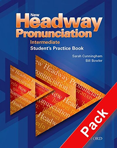 New Headway Pronunciation Course Pre-Intermediate: New Headway Pronunciation Pre-Intermediate. Course Practice Book and Audio CD Pack: Student's Practice Book Pre-intermediate lev