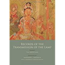 Records of the Transmission of the Lamp (Jingde Chuandeng Lu): Vol. 4 (Books 14-17) - The Shitou Line