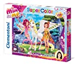 Clementoni 27908 – Puzzle Mia and Me, 104 Teile