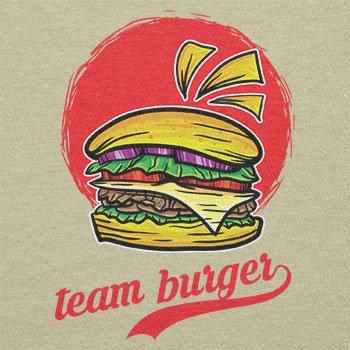 Texlab–TEAM Burger–sacchetto di stoffa Naturale
