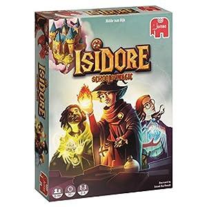 Jumbo Isidore School of Magic Niños Viajes/Aventuras - Juego de Tablero (Viajes/Aventuras, Niños, 30 min, Niño/niña, 6 año(s), 99 año(s))