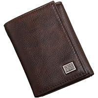 Nautica Mens Wallet, Card Case & Money Organizer, Brown, 14 31NU11X024