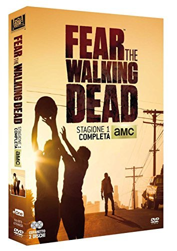 fear the walking dead - season 01 (2 dvd) box set DVD Italian Import - Dead Dvds Walking Box-sets
