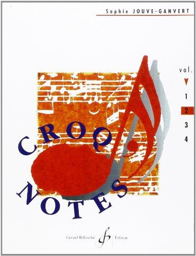 Croq'Notes - Cahier 2 - 2e Annee par Jouve-Ganvert Sophie