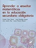 Aprender a enseñar matemáticas en la educación secundaria obligatoria