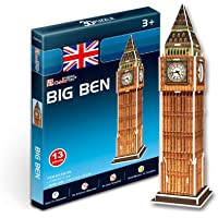 "CubicFun 3D Puzzle S-Serie ""Big Ben - Londra"""