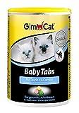 GimCat Baby Tabs | bunte Katzensnacks mit Taurin und L-Carnitin | ohne Farb- und Geschmacksstoffe | 1 Dose (1 x 85 g)