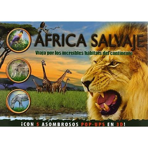 Africa Salvaje (Asombrosos 3d)