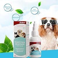 Gotas para el cuidado de los ojos para perros y gatos Lágrimas El removedor de manchas