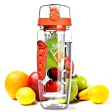 Wasserflasche, Omorc [BPA-frei Tritan] Kunststoff Trinkflasche Sport Flasche 1L...
