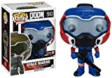 Funko Pop! Games Doom American Hero Space Marine #90 (Exclusive) by