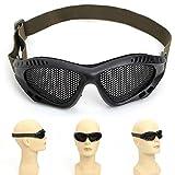 En acier de maille extérieure Goggle Équipement de protection individuelle...