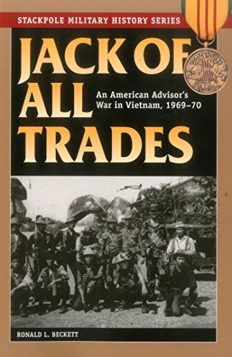 An American Advisor's War in Vietnam, 1969-70 (Stackpole Military History Series) (English Edition) ()