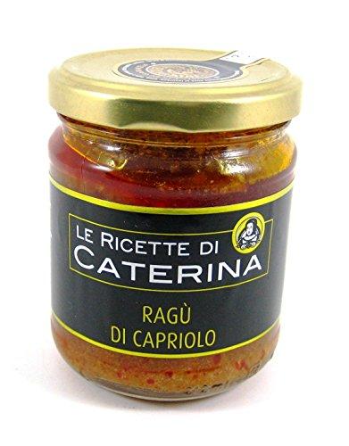 Ragù di Capriolo - Confezione da 3 vasetti