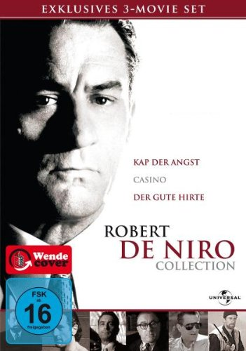 Bild von Robert De Niro Collection [3 DVDs]