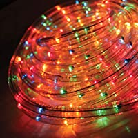 Benross The Christmas Lights 25m Chaser Rope Light - Multi-Coloured