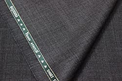 Raymond Woolen Dark Gray Trouser Fabric