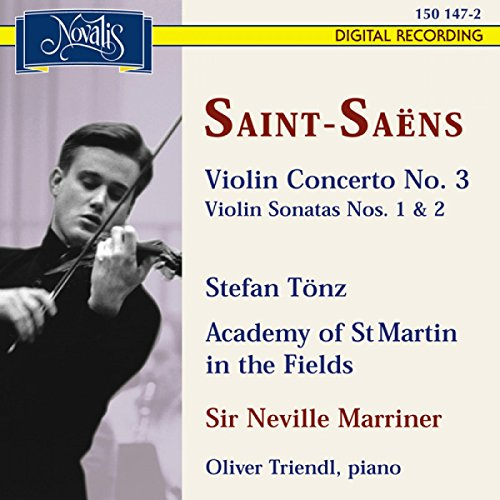 Saint-Saëns: Violin Concerto No. 3, Violin Sonatas Nos. 1 & 2 (Mp3 Saint Saens Violin Concerto)