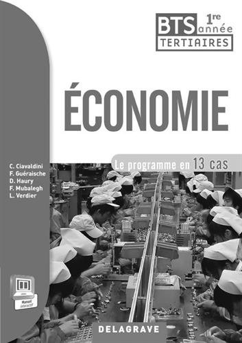Economie 1e année BTS : Professeur