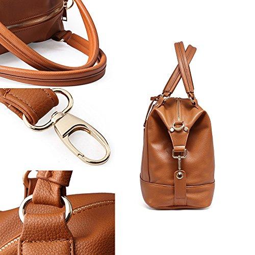 magasin en ligne aabb5 4516c sac bowling de Cuir PU sac à main femme Sac Porté Main sac à ...