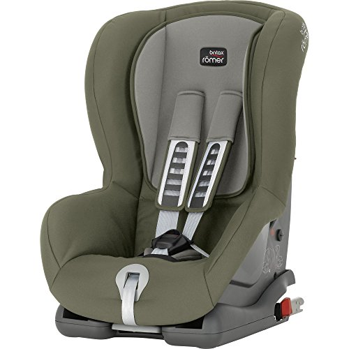 Britax Römer Duo Plus Siège Auto Groupe 1 - Olive Green